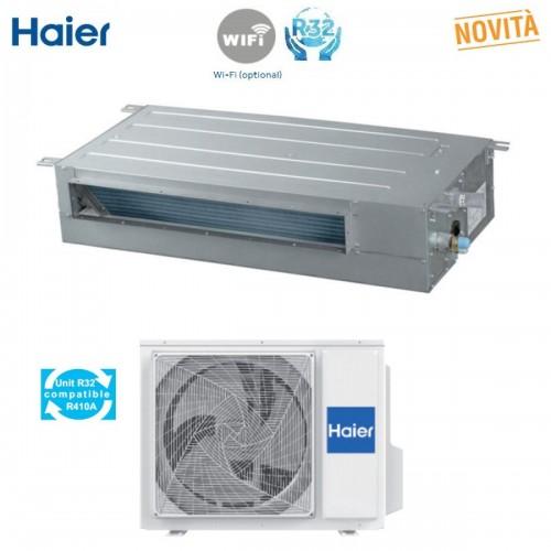 CLIMATIZZATORE COMMERCIALE HAIER MOD. SOFFITTO/PAVIMENTO R-32 12000 BTU