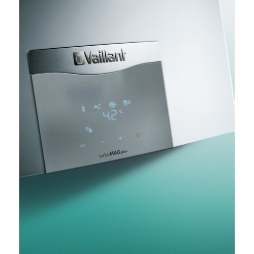 SCALDABAGNO A GAS A CAMERA APERTA VAILLANT MOD. ATMOMAG MINI 11 LT. GPL/METANO LOW NOX