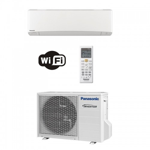 Panasonic Condizionatore Mono Split 24000 Btu Serie Z Etherea Bianco R-32 WiFi CS-Z71VKEW CU-Z71VKE A++ A+ Inverter