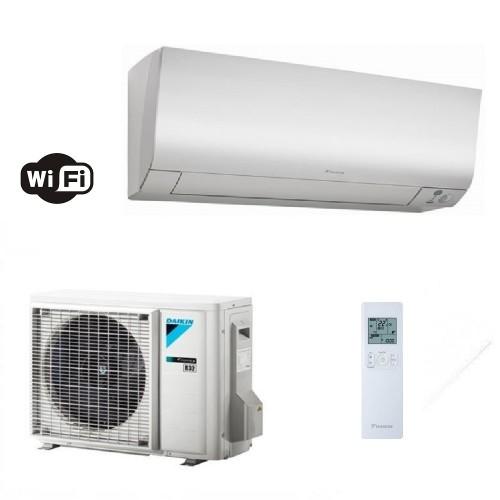 Daikin Condizionatore Mono Split 9000 Btu Serie Perfera FTXM-N Parete gas R-32 WiFi FTXM25N RXM25N9 A+++ A+++