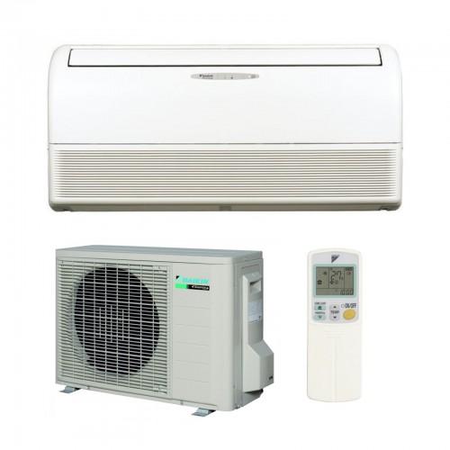 climatizzatore / condizionatore daikin 12000 btu FLXS35B  RXS35K  monosplit inverter pavimento soffitto flexi