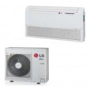 climatizzatore / condizionatore lg 12000 btu uu12w  cv12 monosplit inverter pavimento soffitto