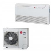 CLIMATIZZATORE MONOSPLIT LG mod. PAVIMENTO/SOFFITTO 12000 BTU CV12NE2 + UU12WUL0 R-410