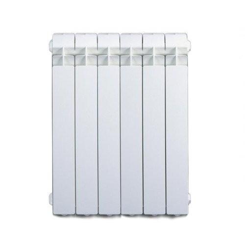 Termosifone Radiatore in alluminio da 3 elementi Fondital EXCLUSIVO B3 600 interasse 600 mm