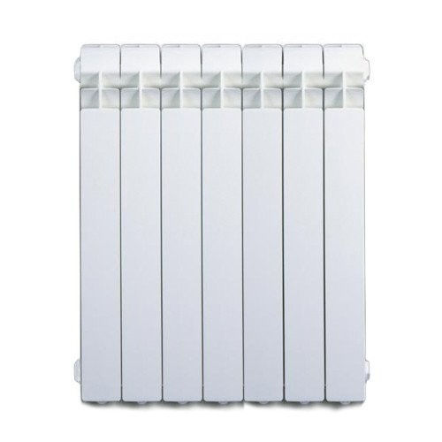 Termosifone Radiatore in alluminio da 7 elementi Fondital EXCLUSIVO B3 800 interasse 800 mm