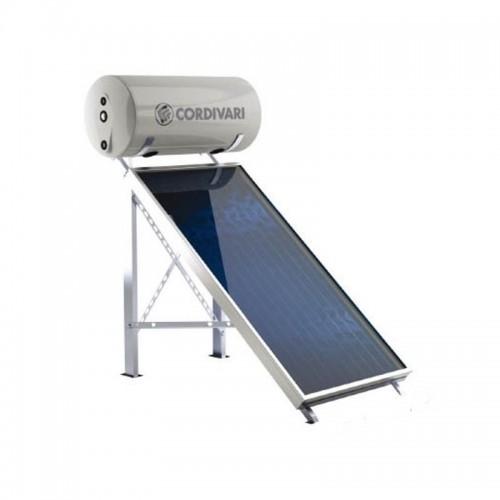 Cordivari Pannello Solare TU NATURAL EVO 150 Litri 2 mq Circolazione Naturale Installazione tetto inclinato e piano