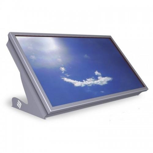 Cordivari Pannello Solare TU STRATOS DR 200 Litri 2,5 mq Circolazione Naturale per tetto inclinato e tetto piano senza Bollitore