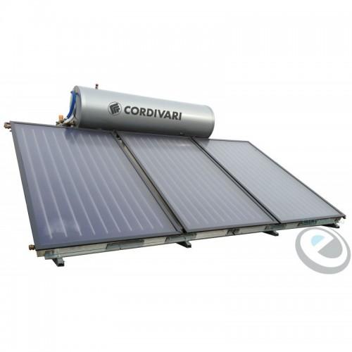 Pannello Solare TU Cordivari NATURAL EVO 300 LT 5 mq
