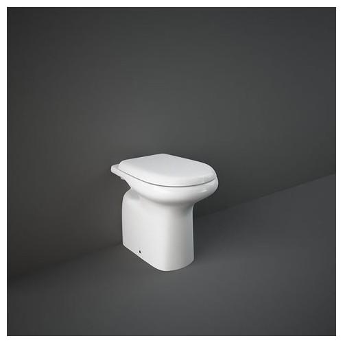 Vaso Filo Muro RAK-ORIENT  WC a pavimento con scarico a terra