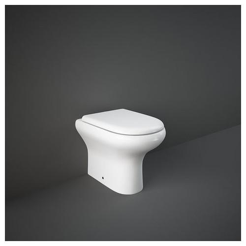 Vaso Filo Muro RAK-COMPACT  WC a pavimento