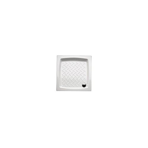 Piatto Doccia Ceramiche Althea mod. quadro 110 mm 72x72 cm
