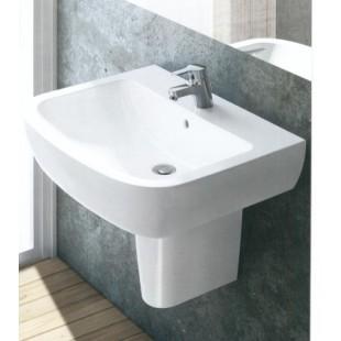 LAVABO GEMMA2  55x45 cm