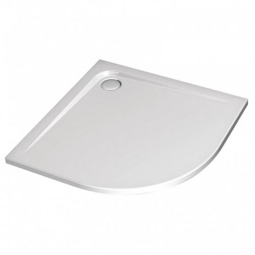 Piatto Doccia angolo in acrilico h 35 mm 90x90