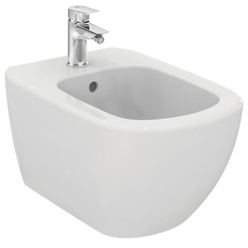 VASO filo parete Tesi WC completo di sedile slim