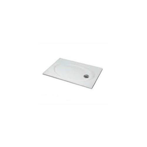 Piatto doccia in acrilico quadrato 70x70 cm