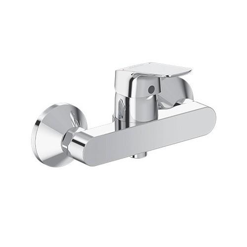 Miscelatore monocomando esterno per doccia