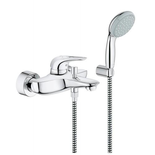 Gruppo miscelatore vasca-doccia