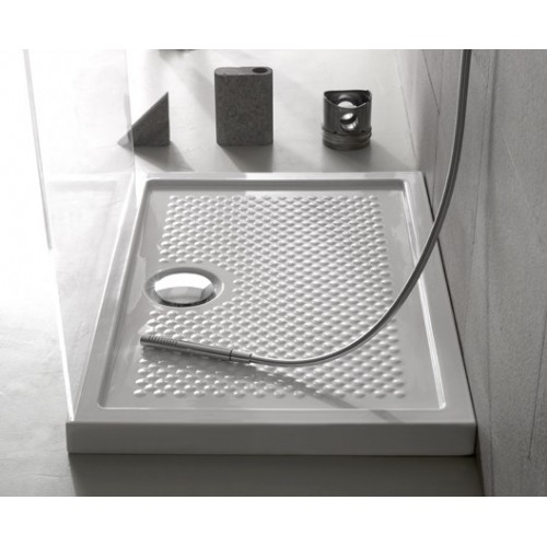 Piatto doccia DOCCIAVIVA 100x70 Bianco
