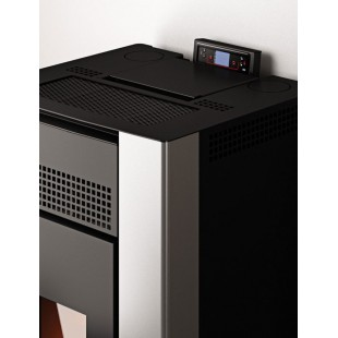 Stufa a pellet Free Point modello Pretty 8,5 kw