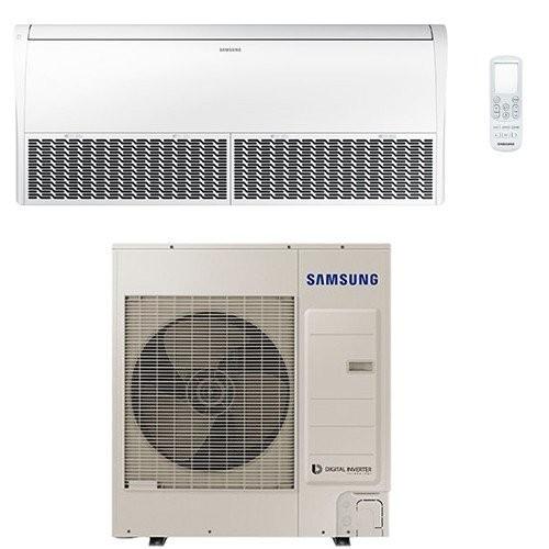 Climatizzatore SAMSUNG SOFFITTO 42000 BTU AC120MNCDKH/EU + AC120MXADKH/EU R-410