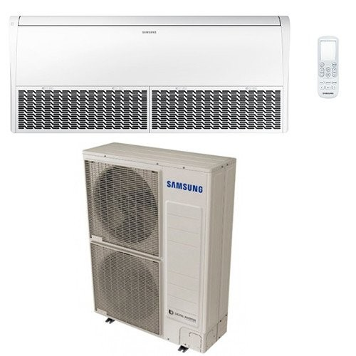 Climatizzatore SAMSUNG SOFFITTO 48000 BTU AC140MNCDKH/EU + AC140MXADKH/EU R-410 TRIFASE