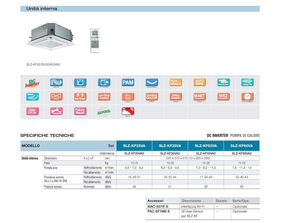 Vendita Online Condizionatori Mitsubishi